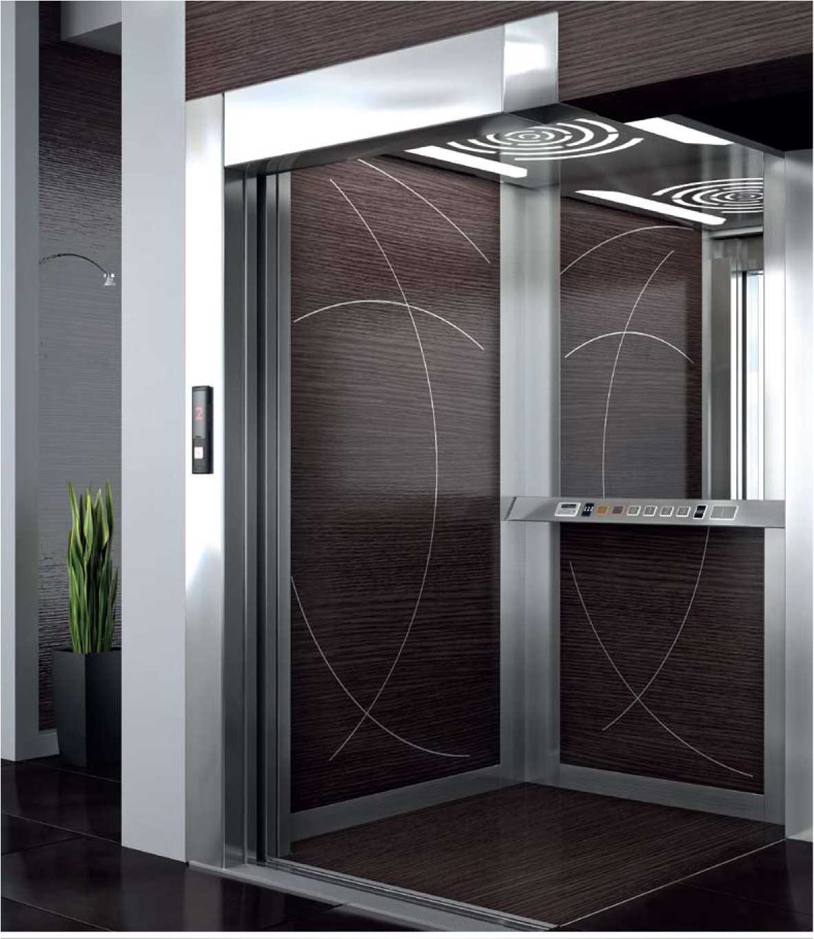 Лифт Metron INTERNO TWIST