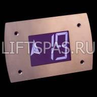 Индикатор кабинный LS 740.07  LCD87x60