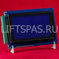 Индикатор кабинный LS 740.06 TFT