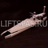 Отводка привода дверей кабины (правая) LS 141.02 BA