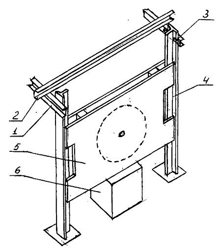 Монтаж оборудования приямка лифта